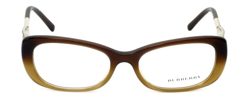 Burberry Designer Reading Glasses BE2203-3369 in Brown 52mm