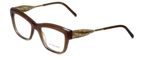 Burberry Designer Reading Glasses BE2211-3173 in Brown 53mm