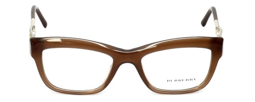 Burberry Designer Reading Glasses BE2211-3173 in Brown 53mm