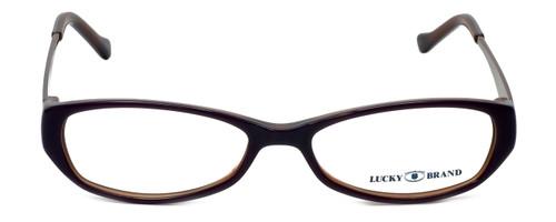 Lucky Brand Designer Eyeglasses Beach Trip in Purple 49mm :: Rx Single Vision