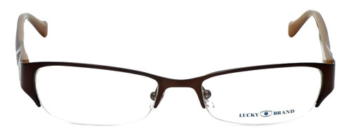 Lucky Brand Designer Eyeglasses Casey in Brown 52mm :: Rx Bi-Focal