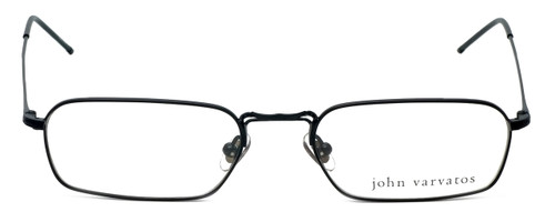 John Varvatos Designer Eyeglasses V126 in Black 52mm :: Rx Single Vision