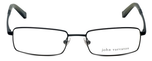 John Varvatos Designer Reading Glasses V130 in Black 54mm