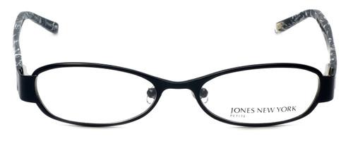 Jones New York Designer Eyeglasses J120 in Black 49mm :: Rx Single Vision