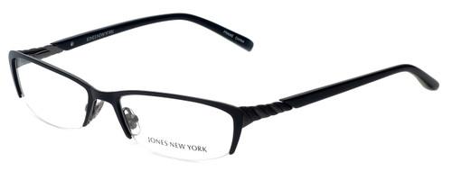 Jones New York Designer Eyeglasses J469 in Black 53mm :: Progressive