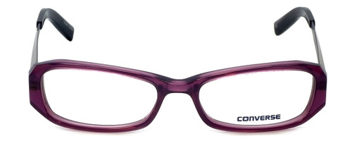 Converse Designer Eyeglasses Composition in Purple 50mm :: Custom Left & Right Lens