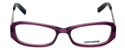 Converse Designer Eyeglasses Composition in Purple 53mm :: Custom Left & Right Lens