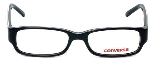 Converse Designer Eyeglasses At The Wheel in Black 47mm :: Rx Single Vision