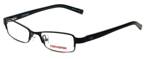 Converse Designer Eyeglasses Energy in Black 46mm :: Rx Single Vision