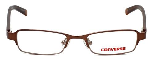 Converse Designer Eyeglasses Energy in Brown 44mm :: Rx Single Vision