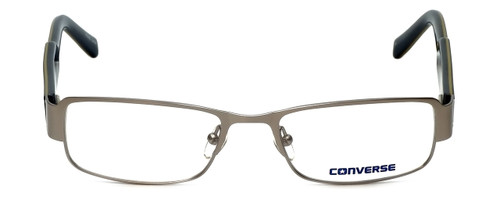 Converse Designer Eyeglasses Here to There in Silver 50mm :: Progressive