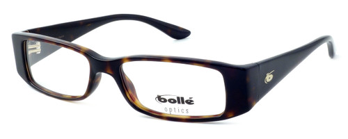 Bollé Louvres Designer Reading Glasses in Dark Demi Tortoise