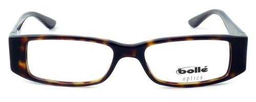 Bollé Louvres Designer Reading Glasses in Dark Demi Tortoise