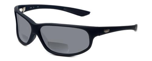 Orvis Midway Polarized Bi-Focal Reading Sunglasses in Matte-Black