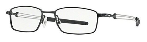 Oakley Designer Eyeglasses Catapult OX5092-0152 in Satin Black 52mm :: Rx Single Vision