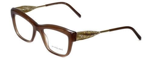 Burberry Designer Reading Glasses BE2211-3173 in Brown 51mm