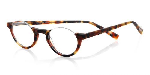 EyeBobs Designer Reading Glasses Vice Chair 2447 22 Red Tortoise