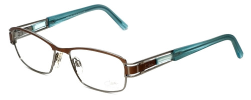 Cazal Designer Eyeglasses 4199-002 in Cinnamon 53mm :: Custom Left & Right Lens