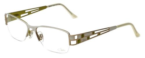 Cazal Designer Reading Glasses 4191-001 in White 53mm