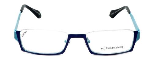 Eyefunc Designer Reading Glasses 530-65 in Purple & Blue 50mm