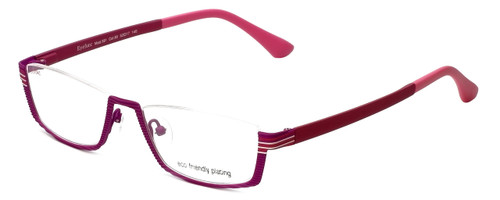 Eyefunc Designer Reading Glasses 591-65 in Purple & Pink 52mm