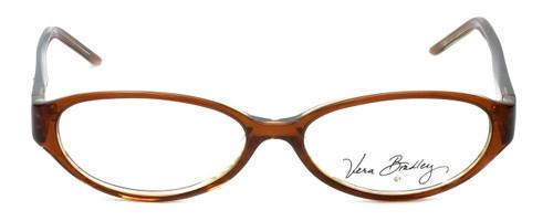 Vera Bradley Designer Eyeglasses 3022-FP in Floral Pink 52mm :: Rx Bi-Focal
