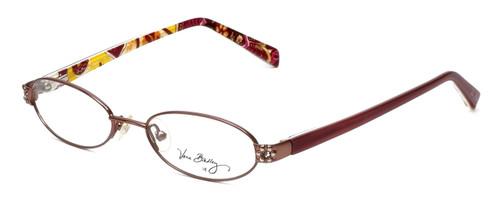 Vera Bradley Designer Reading Glasses Glenna-BGD in Bali Gold 48mm