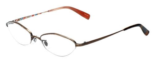 Paul Smith Designer Eyeglasses PS1003-MC in Bronze 51mm :: Custom Left & Right Lens