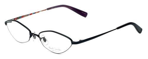 Paul Smith Designer Eyeglasses PS1003-OX in Matte-Black 51mm :: Custom Left & Right Lens
