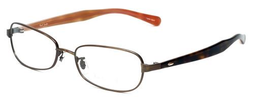 Paul Smith Designer Eyeglasses PS1008-MCOABL in Demi Copper 51mm :: Custom Left & Right Lens