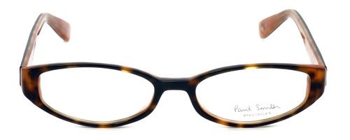 Paul Smith Designer Eyeglasses PS281-OABL in Tortoise-Peach 51mm :: Rx Single Vision