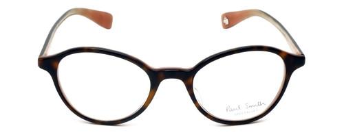 Paul Smith Designer Eyeglasses PS420-OABL in Tortoise-Peach 46mm :: Rx Single Vision