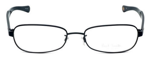 Paul Smith Designer Eyeglasses PS1008-OXDTBKOX in Matte-Black 51mm :: Progressive