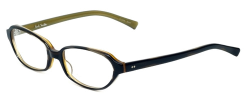 Paul Smith Designer Reading Glasses PS247-BHGD in Brown-Horn 51mm