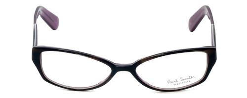 Paul Smith Designer Reading Glasses PS297-BHPL in Black-Horn-Purple 52mm