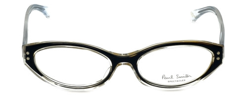 Paul Smith Designer Reading Glasses PS430-CRYOXG in Black-Crystal 51mm
