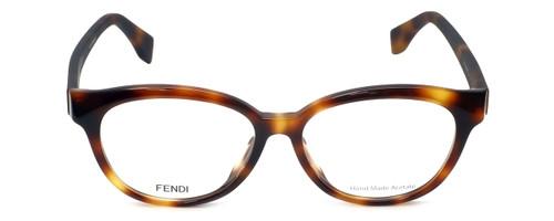 Fendi Designer Reading Glasses FF0044F-05L in Havana 53mm
