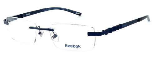 Reebok Optical Designer Reading Glasses R2006-MBB in Matte-Navy