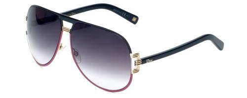 Christian Dior Designer Sunglasses Graphix2-V4S in Black-Pink 62mm