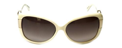 Christian Dior Designer Sunglasses Midnight-SBR in Ivory 60mm