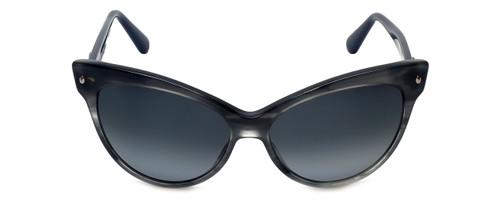 Christian Dior Designer Sunglasses Mohotani-E2J in Stripped-Grey 58mm