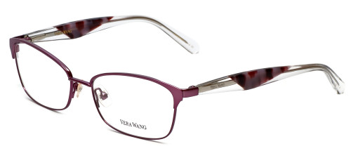 e360391922c Vera Wang Designer Reading Glasses V349 in Raspberry 53mm. Quick view