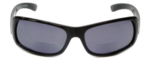 Harley-Davidson Bi-Focal Reading Sunglasses HDS4001 in Black / Grey