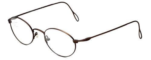 Ralph Lauren Polo Designer Reading Glasses Classic Collection  141 in Bronze 50mm