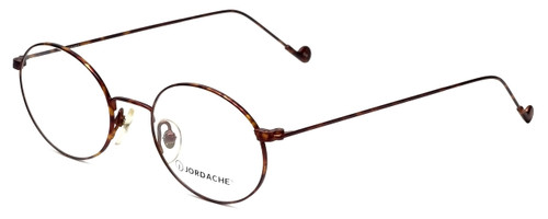 Jordache Designer Eyeglasses JD21 in Tortoise 48mm :: Custom Left & Right Lens