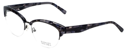 Badgley Mischka Designer Eyeglasses Vivianna in Black 54mm :: Rx Single Vision