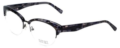 Badgley Mischka Designer Eyeglasses Vivianna in Black 54mm :: Progressive