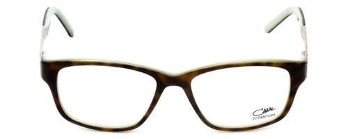Cazal Designer Eyeglasses 3037-003 in Tortoise 54mm :: Rx Single Vision