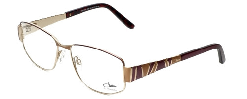 Cazal Designer Eyeglasses 1092-004 in Gold-Red 55mm :: Progressive