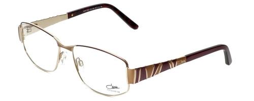Cazal Designer Reading Glasses 1092-004 in Gold-Red 55mm